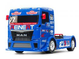 タミヤ 1/14 電動RCカーシリーズ No.642  TEAM REINERT RACING MAN TGS(TT-01シャーシ TYPE-E)