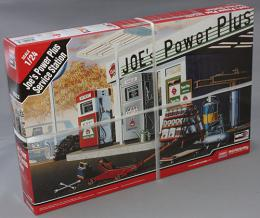 1/24 ACADEMY Joe's Power Plus Service Station
