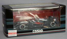 EBBRO 1/43 McLaren Honda MP4-31 2016 No.22 Jenson Button