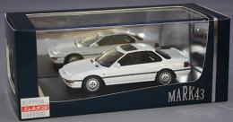 Mark43 1/43 Honda PRELUDE Si(BA5) 1987 New Polar White