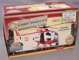 AMERICA'S FINEST 1/6 FIRE RESCUE HELICOPTER