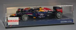 ミニチャンプス 1/43 Infiniti Red Bull Racing RB9 S.Vettel 2013