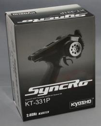 Syncro2.4GHz送受信機セット KT-331P/ KR-331