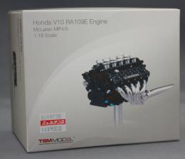 TSM 1/18 Honda V10 RA109E Engine McLaren MP4/5